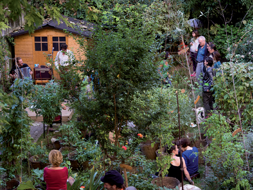 The revival of community gardens in the Paris region