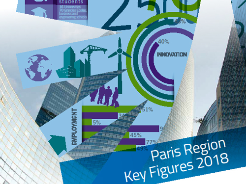 Paris Region Key Figures 2018