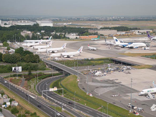 Sustainable Airport Areas