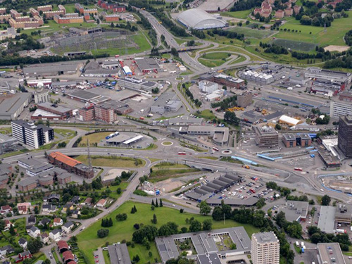 Oslo. Rethinking city fringe highways