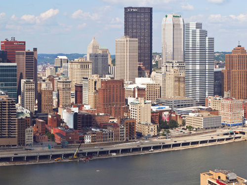 Pittsburgh: from urban revitalisation to gentrification