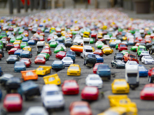 Reducing road congestion: the CREATE guidelines